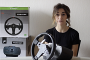 Watch SimRacingGirl Review Fanatec's CSL Line