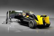Vesaro Unveils V75 Formula 1 Stage 3 Motion Simulator