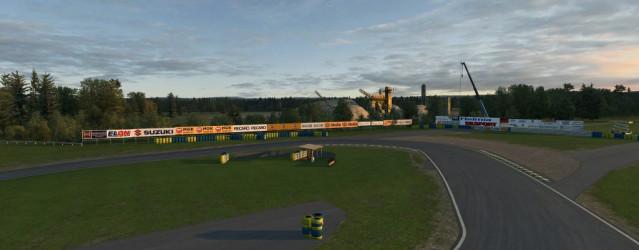 Karlskoga Motorstadion for R3E Unveiled