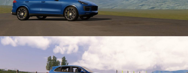 Making Of Previews of Assetto Corsa's Highland Track