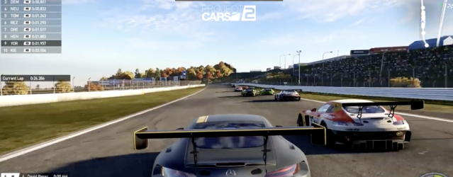 Check Out More Project CARS 2 Fuji Gameplay Footage
