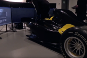 AussieStig Drives The Vesaro Formula Chassis Simulator