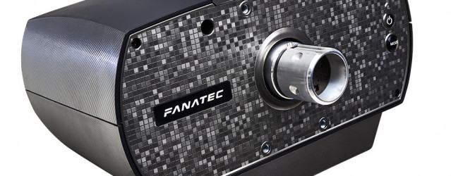 Fanatec Direct Drive Wheel To Be Released This Year