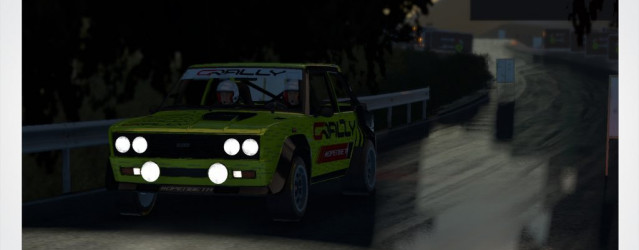 gRally Goes Steam Greenlight With New Video Trailer