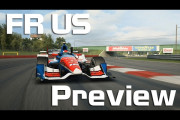 Take A First Look At The DW12 Indycar In R3E