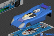 Check Out First Previews Of The Matra MS670 For rFactor 2