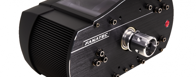 Fanatec Unveils Updated ClubSport Wheel Base 2.5
