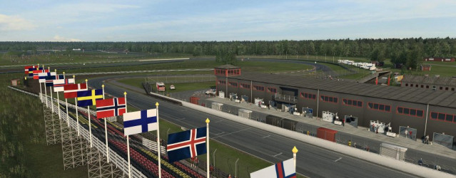 Anderstorp Is Coming to R3E