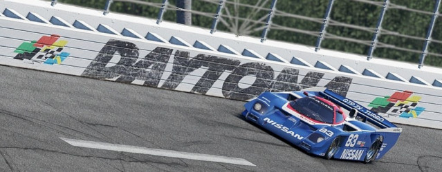 The Nissan GTP ZX-Turbo Joins Project CARS 2