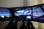 Rene Rast Test Drives Project CARS 2