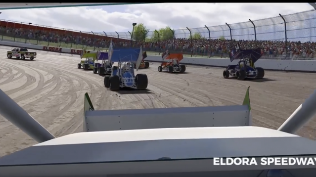 Watch The iRacing Dirt Launch Trailer