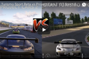 Project CARS 2 vs. Gran Turismo Sport – First Comparison
