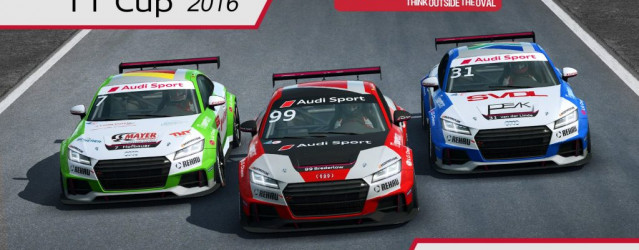 Drive the Audi TT Sport Cup For Free in R3E