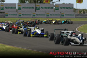 New Updated for Reiza's Automobilista Now Available