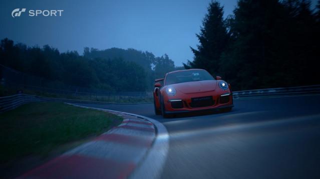 Watch Porsche in Action in Gran Turismo Sport