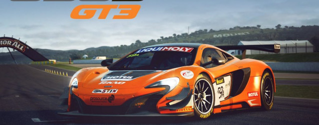 McLaren 650S GT3 Now Available for R3E