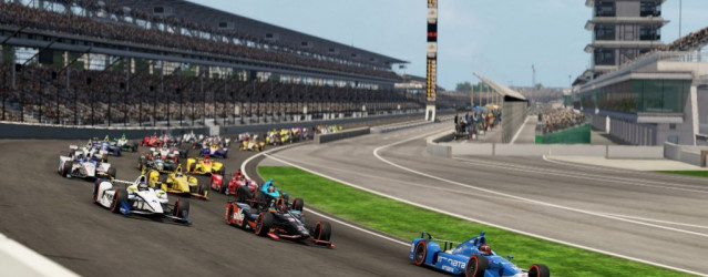 The Indy 500 is Coming to Project CARS 2