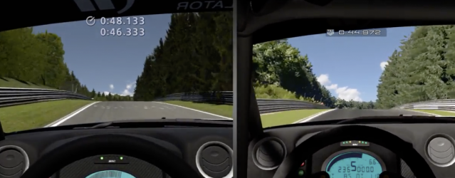 Gran Turismo 6 vs. Gran Turismo Sport – Comparison Video