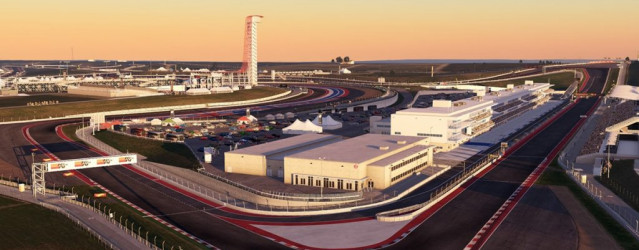 Circuit of The Americas Joins Project CARS 2