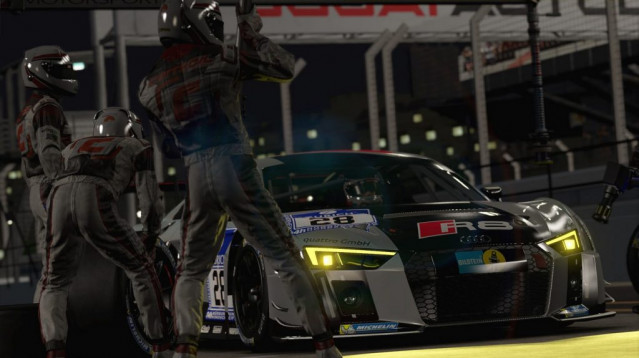 Project CARS 2 Screenshot Blast