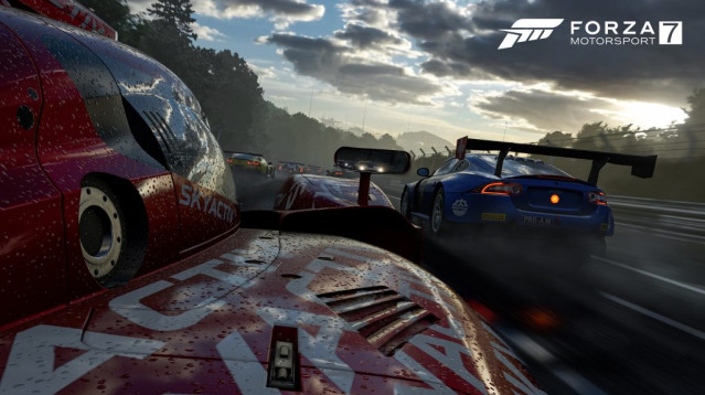 Large Chunk Of Forza Motorsport 7 Car List Revealed