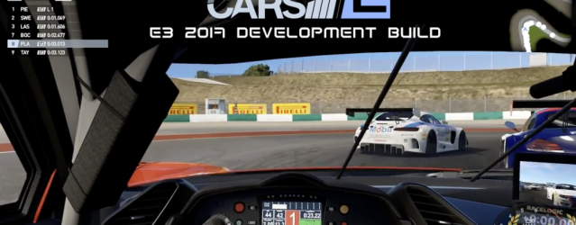 Project CARS 2 Playstation 4 Footage & Comparison