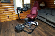 Building A Motion Simulator Out Of Spare Parts