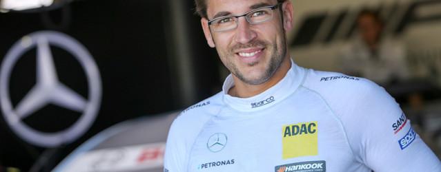 Real Racing Champ Maxi Goetz Goes Virtual