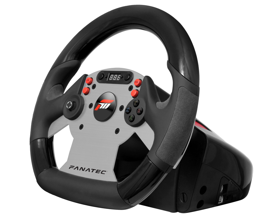 Fanatec Forza Motorsport CSR Wheel – Review – VirtualR net – 100