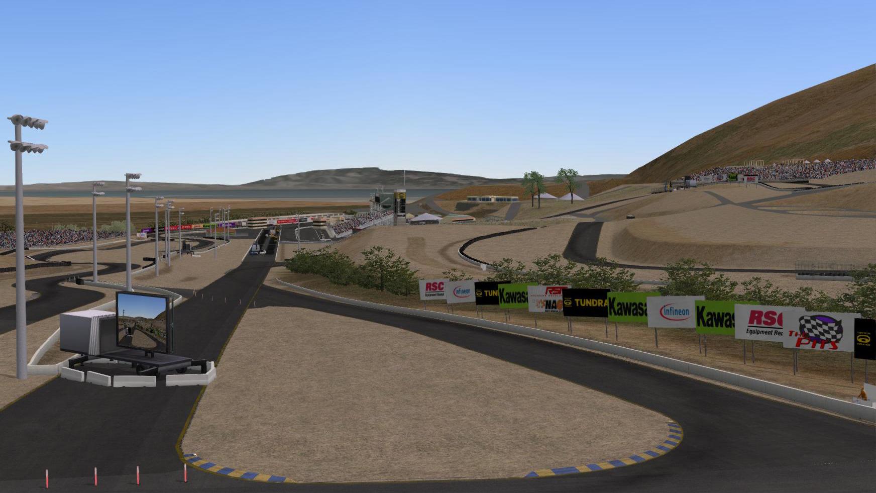 Sears Point Raceway Test Version Released Virtualr Net