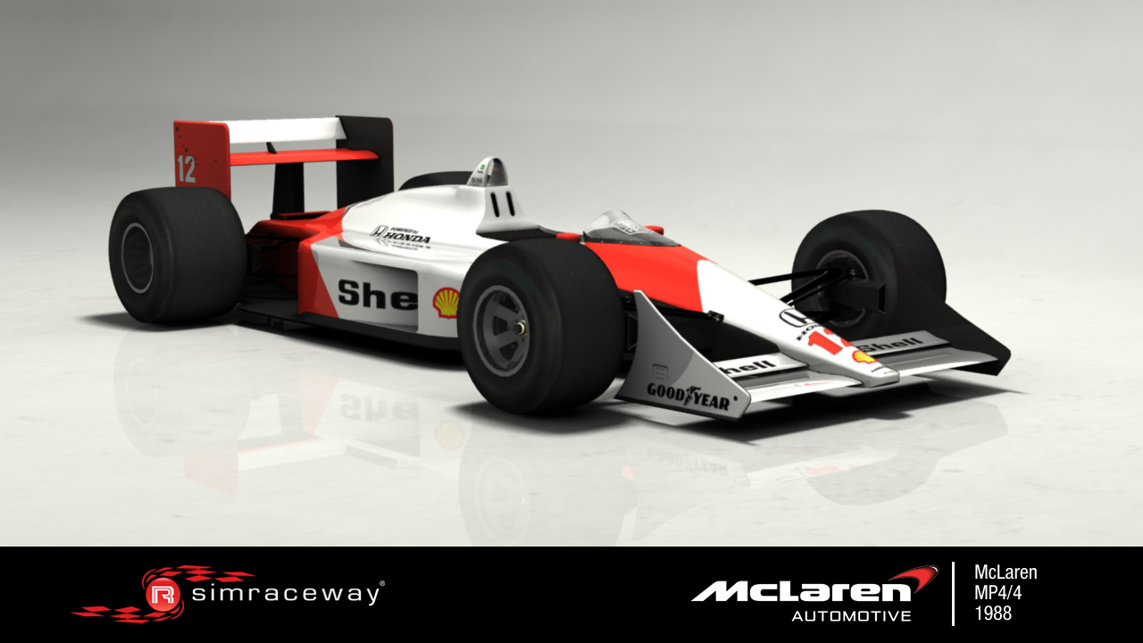 Simraceway Mclaren Mp4 4 Sets Price Record Virtualr