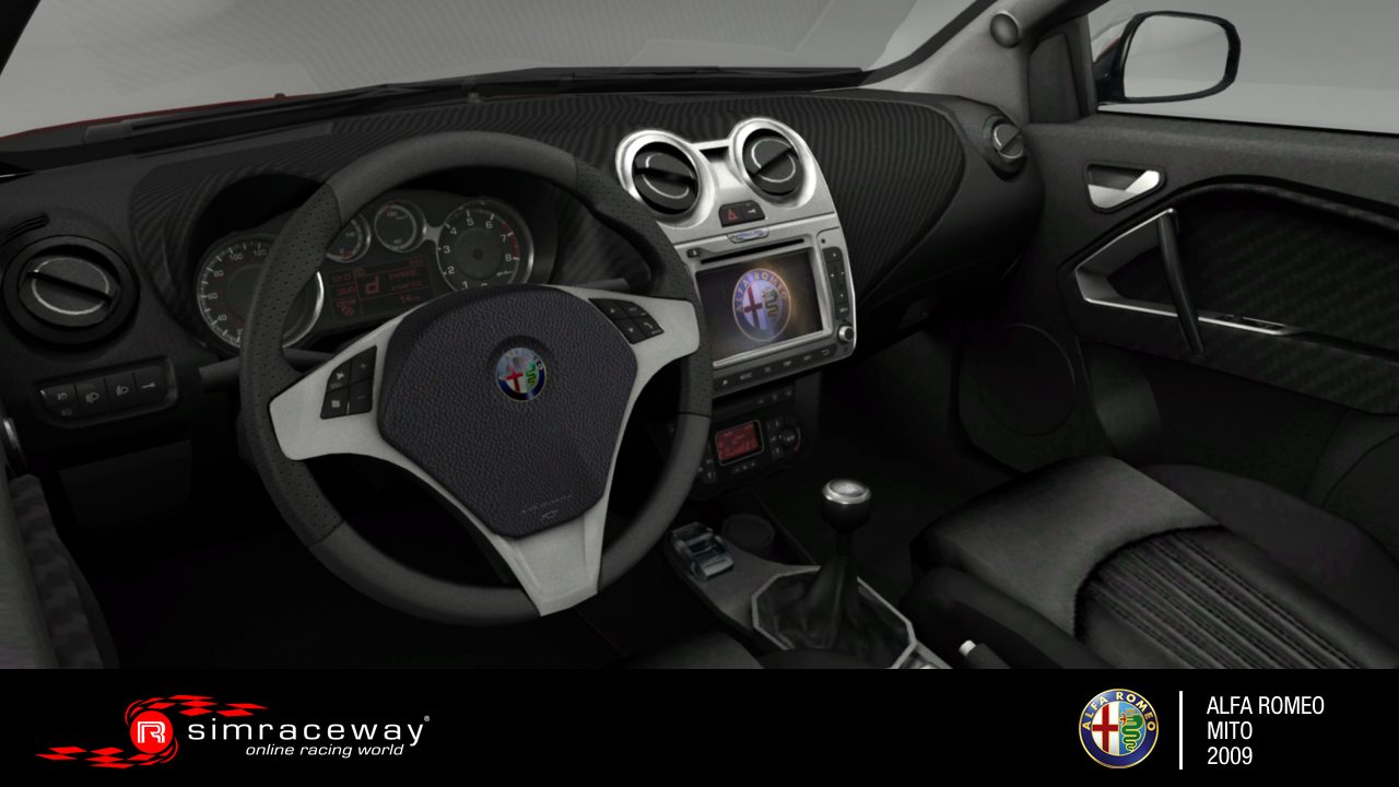 simraceway alfa romeo mito available sim racing news. Black Bedroom Furniture Sets. Home Design Ideas
