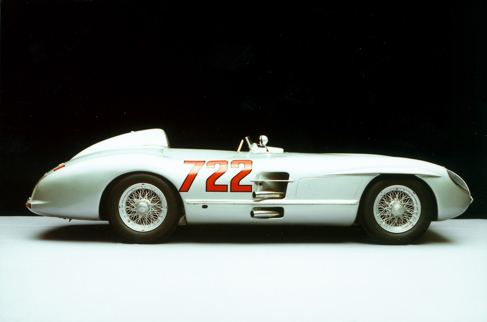 Rfactor 2 mercedes benz 300 slr coming for Mercedes benz 300 slr