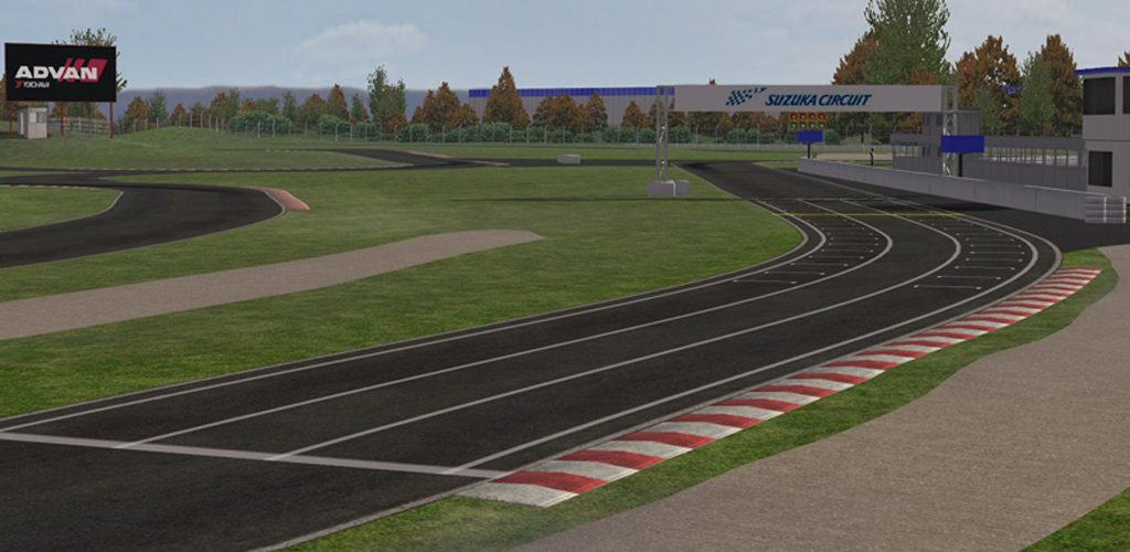 Suzuka Sourth Course Kart Track – Released – VirtualR net