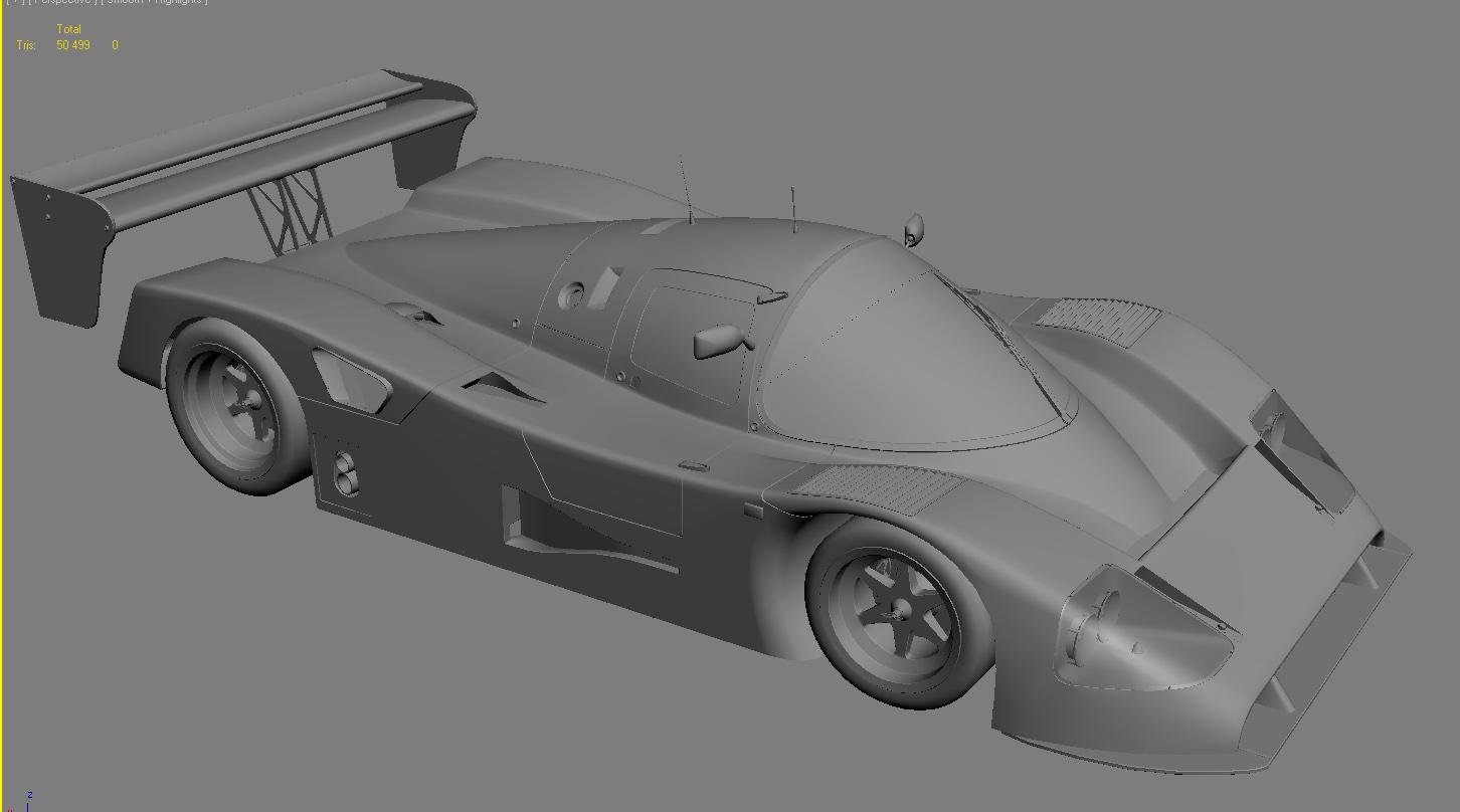 Mak Classic Cars Sauber C11 Previews Virtualr Net