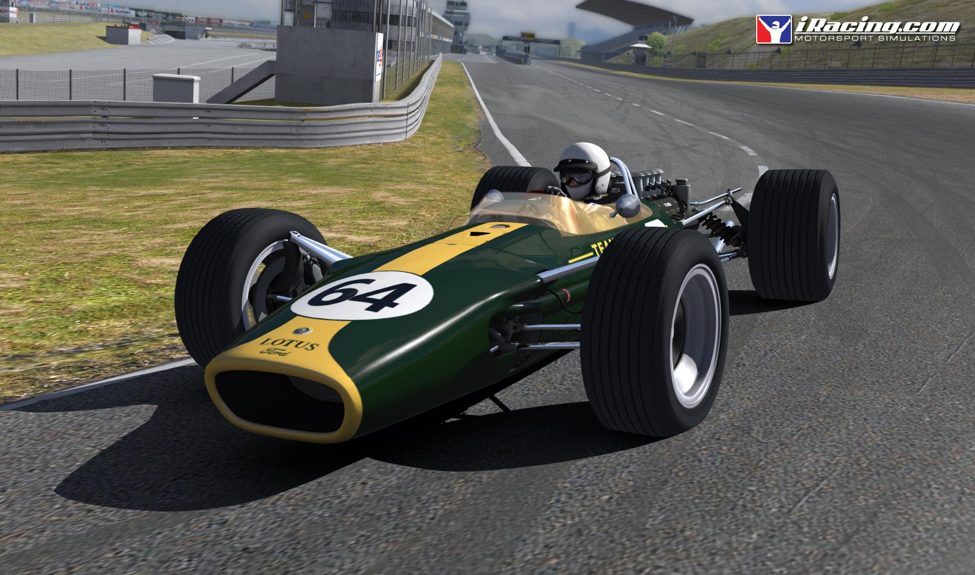 iRacing.com – Lotus 49 Development Delayed – VirtualR.net – Sim ...