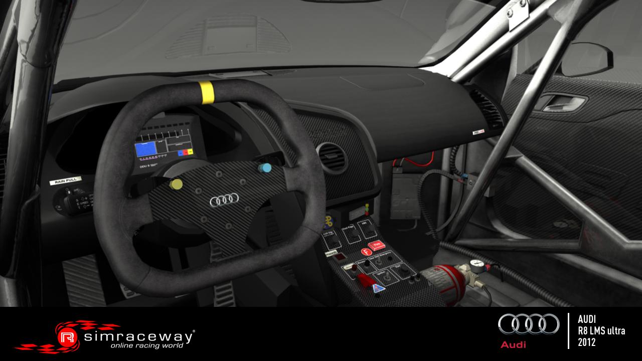 SimRaceWay – Audi R8 LMS Ultra Available – VirtualR.net – Sim Racing News