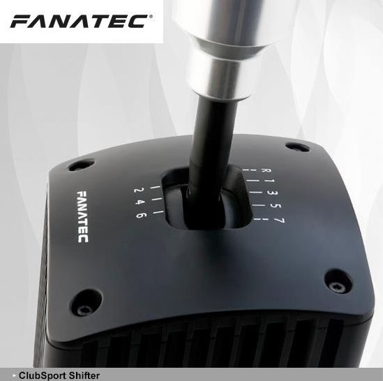 Fanatec Clubsport Shifter Close Up Preview Virtualr