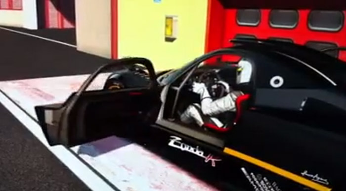 Assetto Corsa Moving Parts Preview Videos