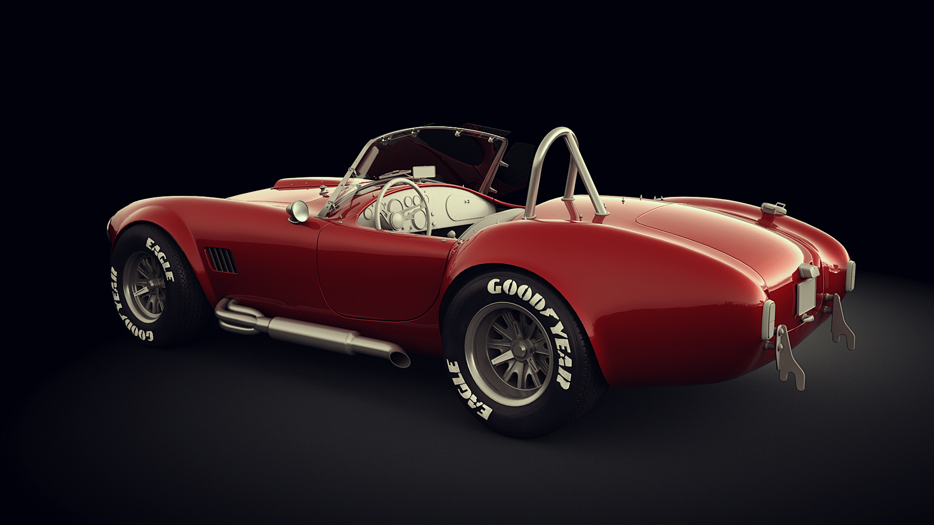 Shelby Cobra 427 For Assetto Corsa New Previews