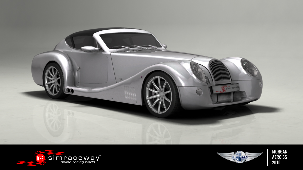 simraceway morgan aero supersports available 100 independent sim racing news. Black Bedroom Furniture Sets. Home Design Ideas