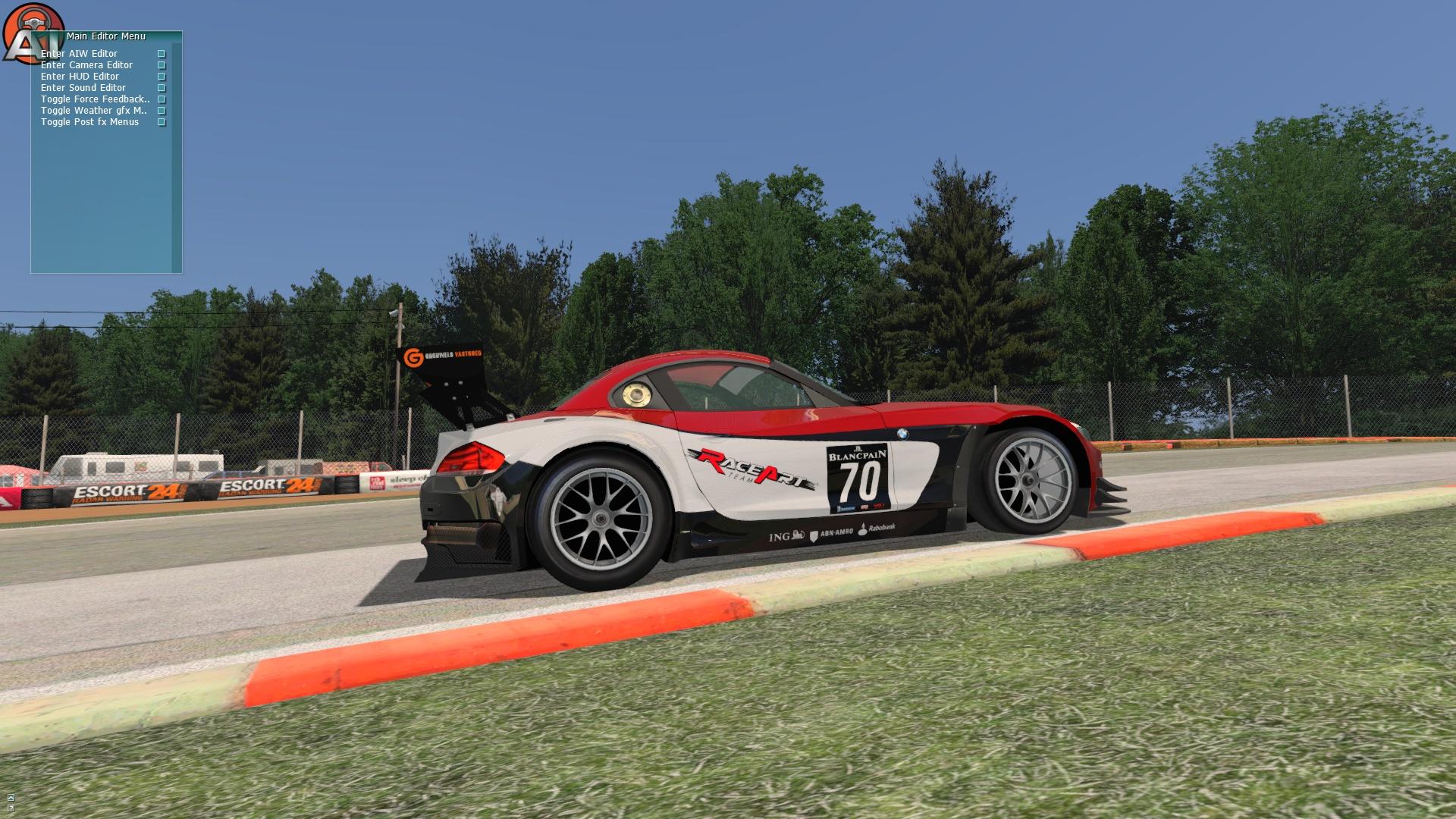 FIA GT3 for rFactor 2 – Development Stopped – VirtualR net – 100