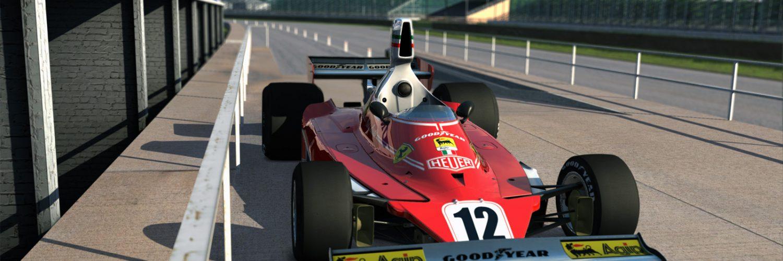 Assetto Corsa – Ferrari 312T Announced – VirtualR net – 100