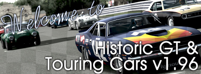 Historic GT & Touring Car 1 96 – Released – VirtualR net – 100