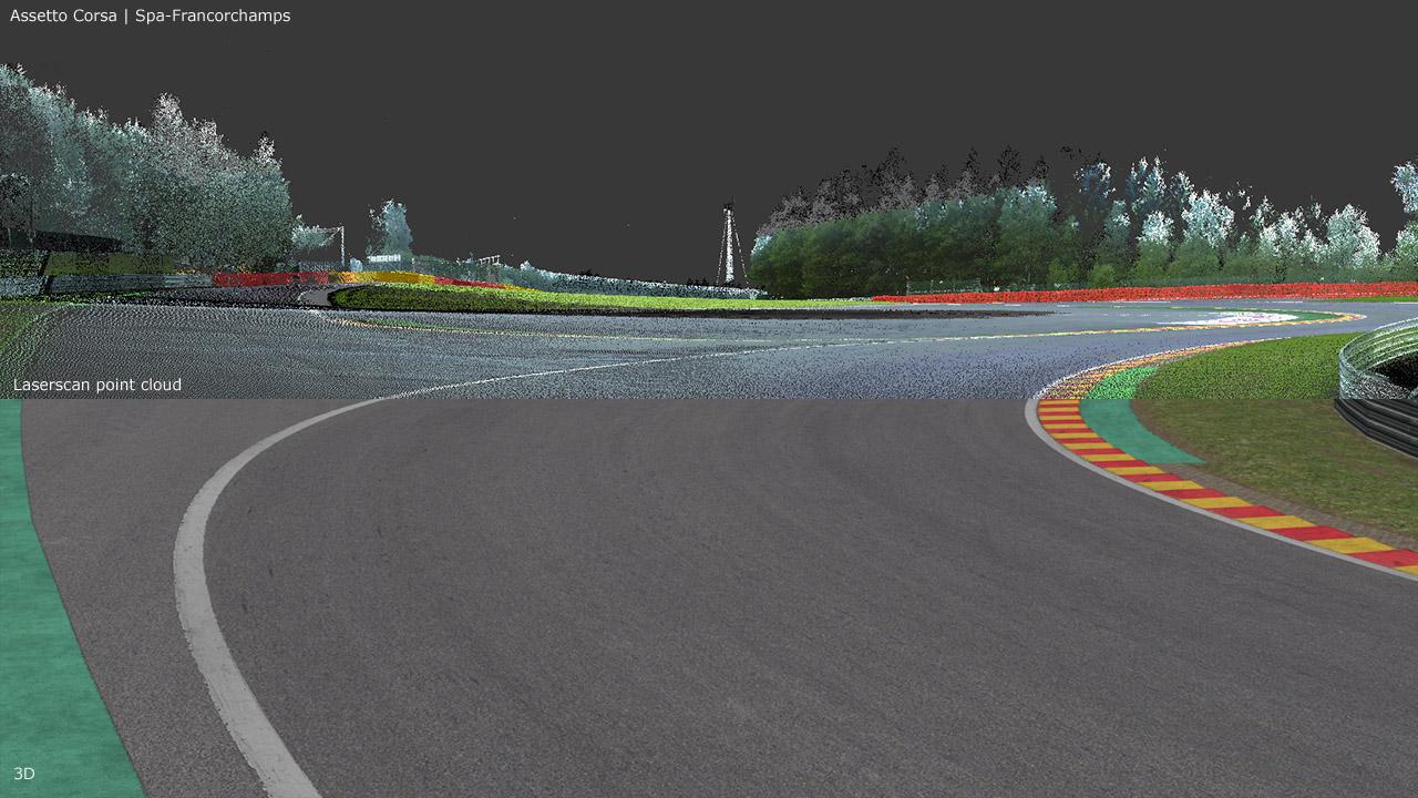 assetto corsa spa francorchamps previews sim racing news. Black Bedroom Furniture Sets. Home Design Ideas