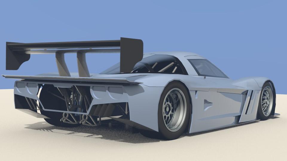 Assetto Corsa – First Car Mod Preview Video – VirtualR net