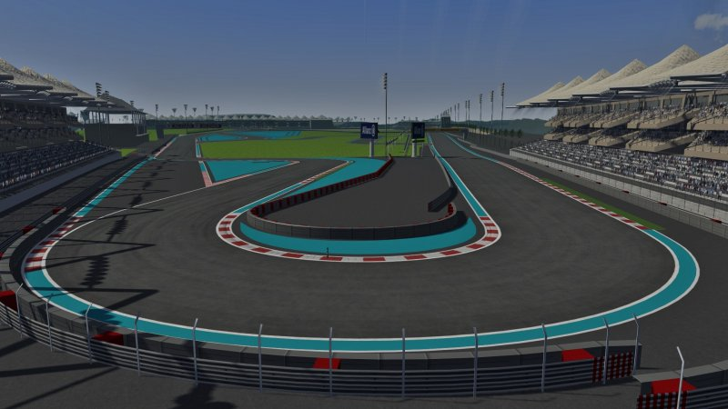 Yas Marina Circuit 0 9 For Assetto Corsa Released