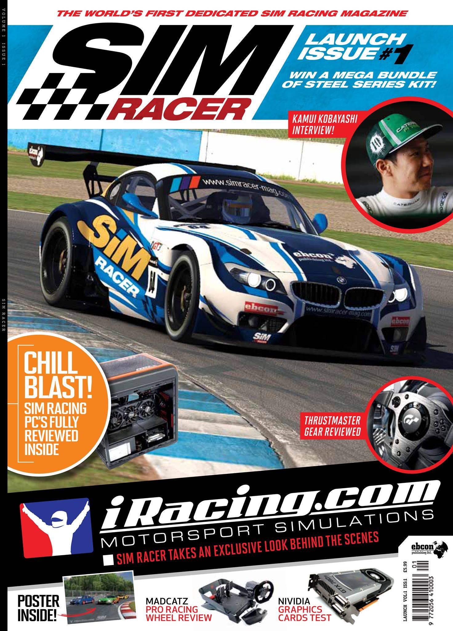 Mclaren For Sale >> Sim Racer Magazine – Out Next Week – VirtualR.net – 100% Independent Sim Racing News