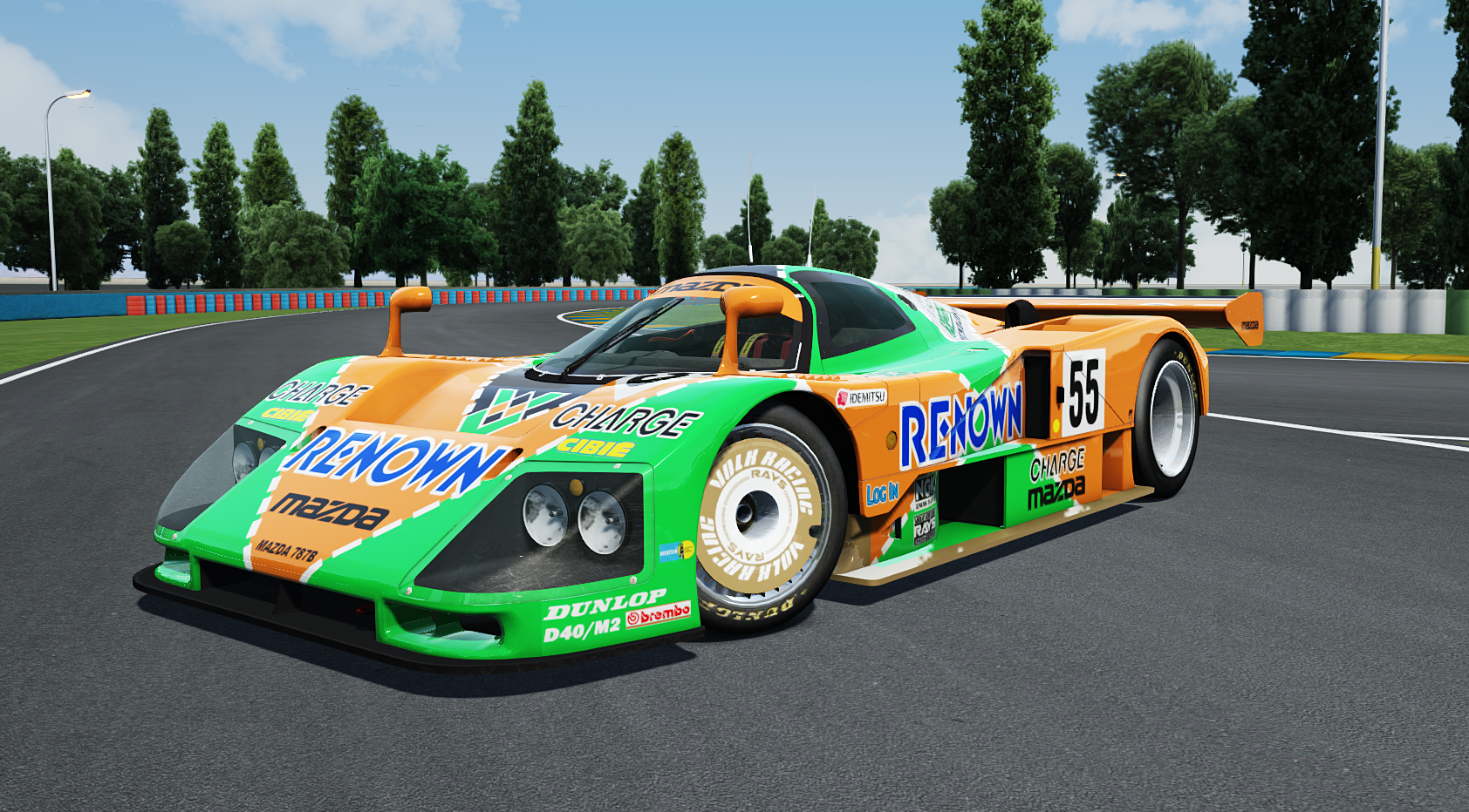 Mazda 787b For Ac New In Game Previews