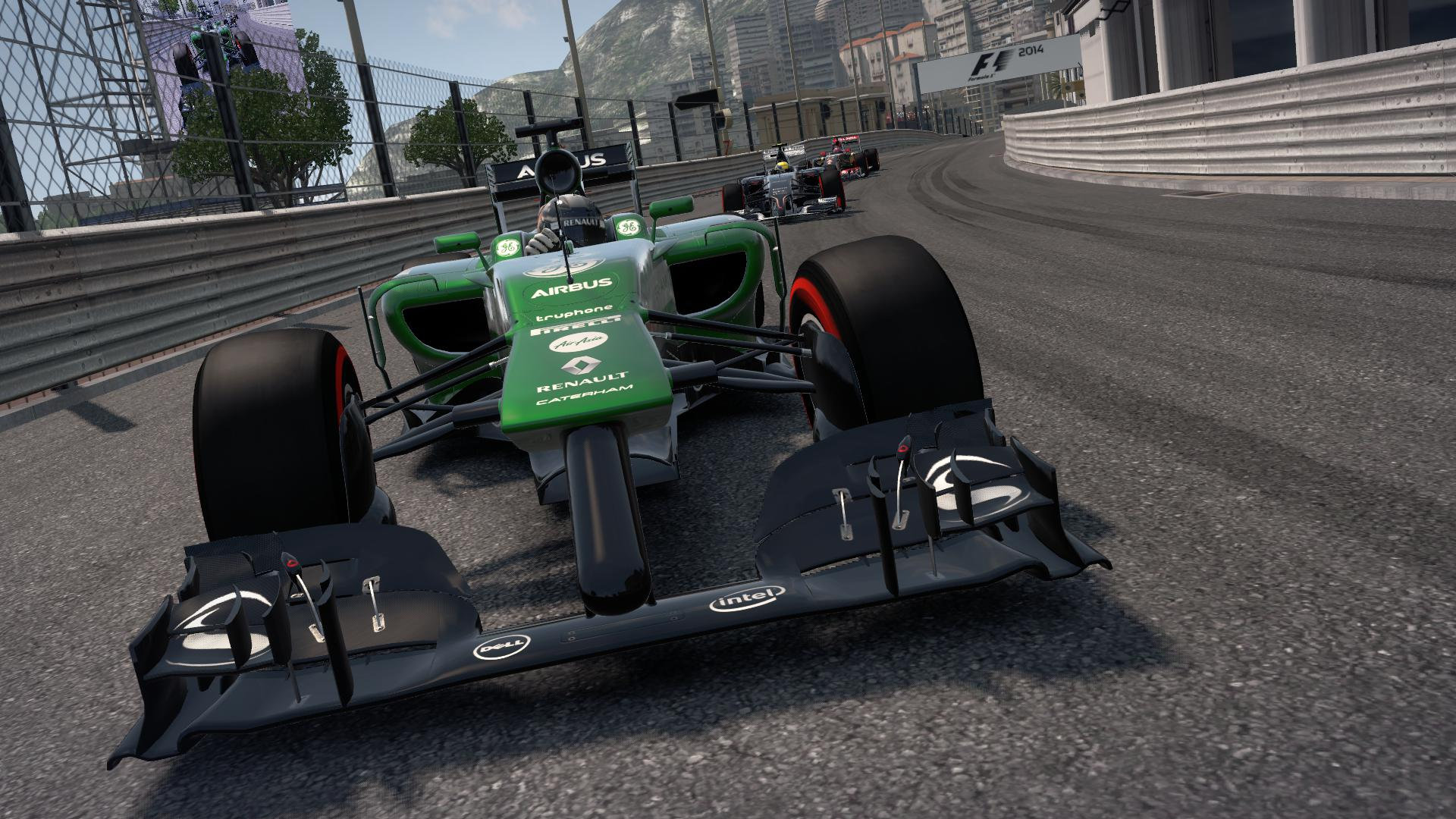 F1 2014 Supported Wheel List Revealed Virtualr Net Sim Racing News